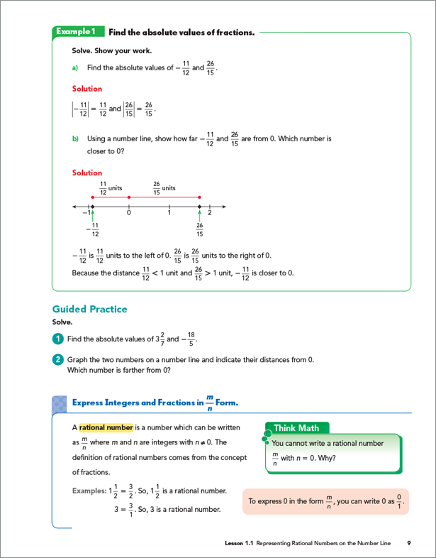 Printable Worksheets nys common core mathematics curriculum worksheets : Math in Focus Grades K–8 | Singapore Math Curriculum
