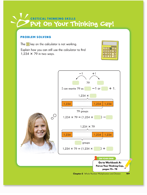 Critical thinking math problems for 5th grade , Top 10 college essay ...
