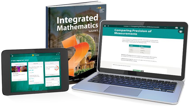 math worksheet : hmh integrated mathematics 1 2 3 for grades 9 12 : Houghton Mifflin Math Worksheets Grade 3