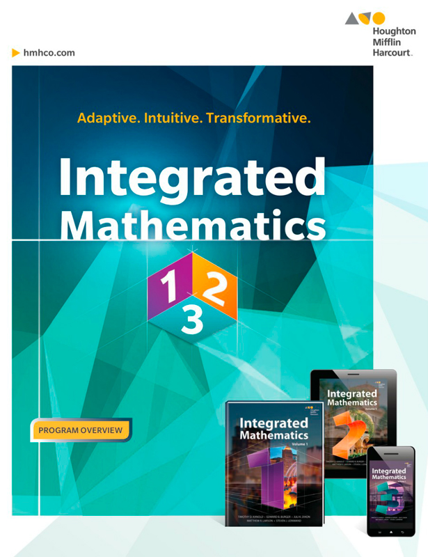 math worksheet : hmh integrated mathematics 1 2 3 for grades 9 12 : Integrated Math 2 Worksheets