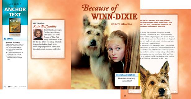 Houghton Mifflin Reading Practice Book Grade 6 Answers