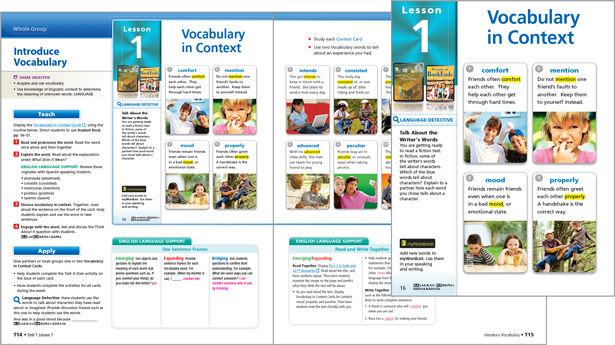 english through literature Objectives create opportunities for your students to communicate effectively in english through exposure to children's literature, enable you to help your students absorb the values expressed in literature.