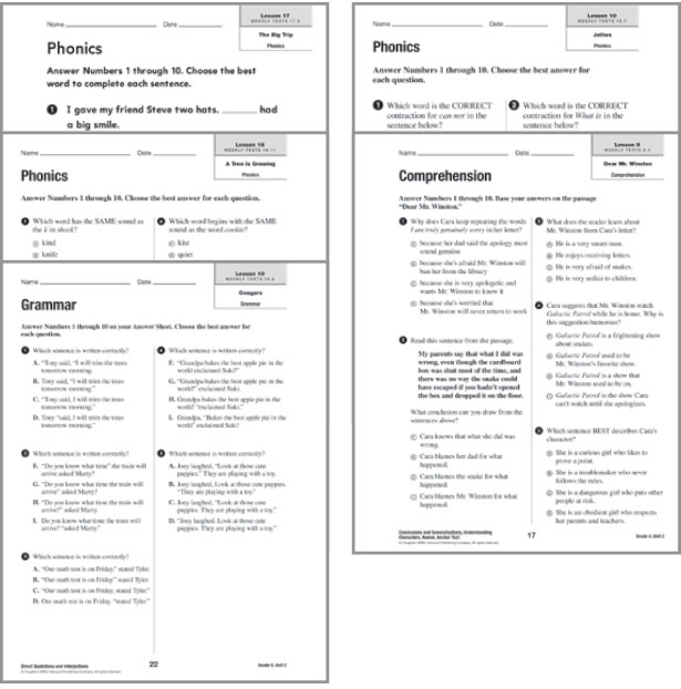 Common Core Assessments and Online Workbooks Grade 4 Mathematics PARCC Edition Common Core State Standards Aligned
