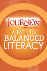 Journeys A Path to Balanced Literacy