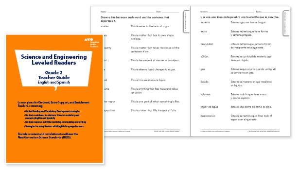 Printables Sciencesaurus Worksheets science and engineering leveled readers for grades k 5 on level extra support worksheets focus vocabulary development while enrichment reinforce enrich content the teacher guid