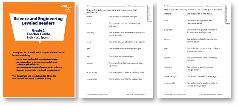 Harcourt Science Grade 4 Worksheets Worksheets For School ...
