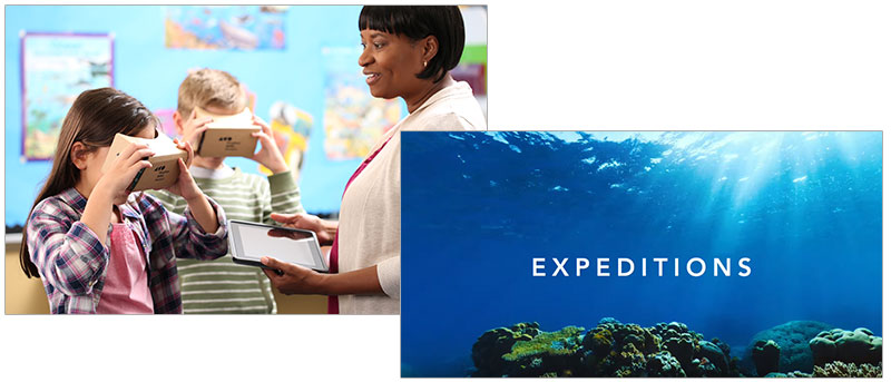 Explore Immersive Expeditions