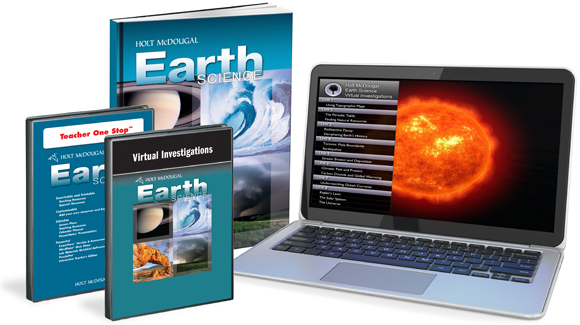 holt mcdougal high school earth science textbooks. Black Bedroom Furniture Sets. Home Design Ideas