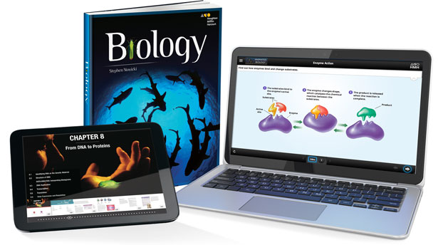 Holt Mcdougal Online Biology Book