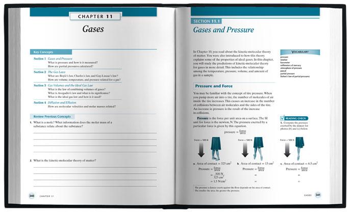 Modern Chemistry Classroom ~ Modern chemistry homeschool packages for grades