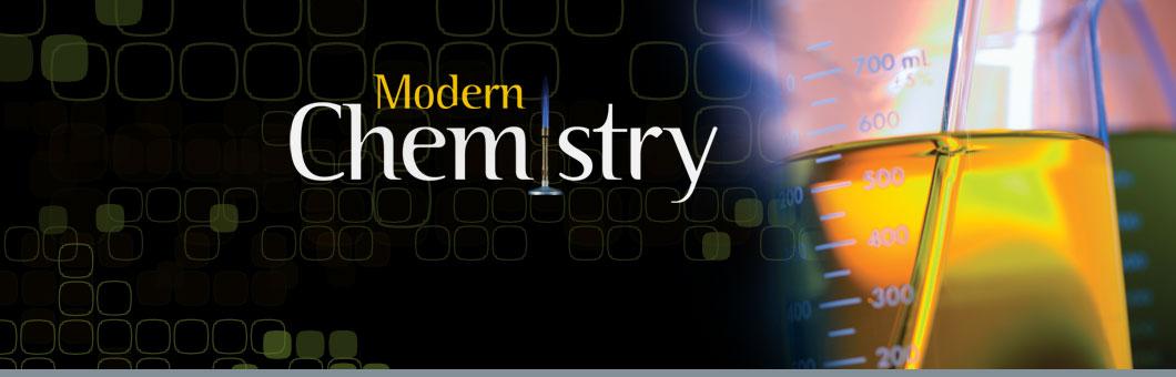 Modern Chemistry Classroom ~ Modern chemistry