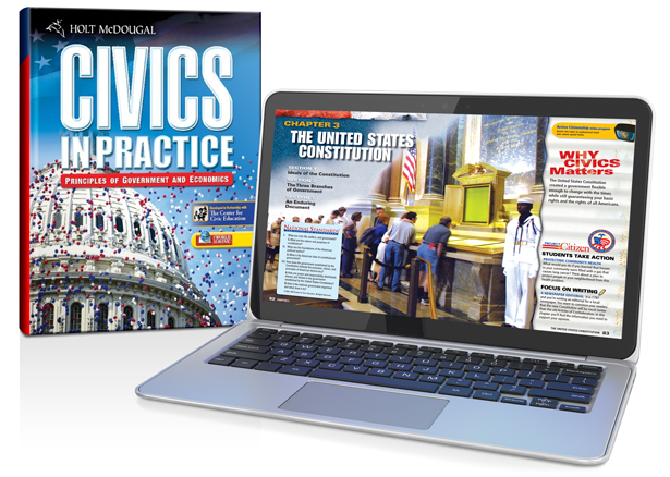 Civics In Practice: Principles of Government and Economics