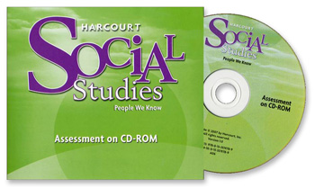 Harcourt Assess CD-ROM