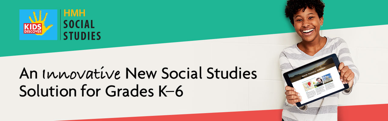 Kid's Discovery Social Studies