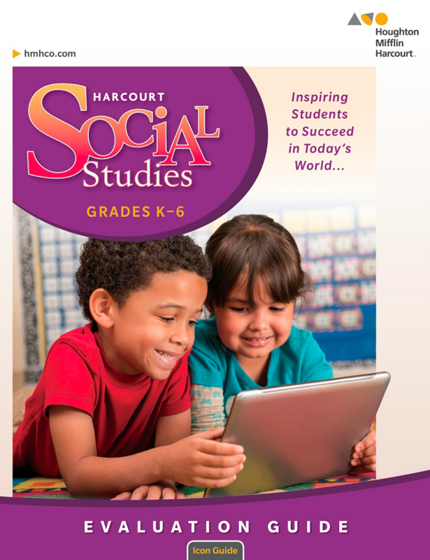 Harcourt Social Studies States And Regions Homework And Practice