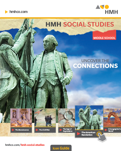 HMH Social Studies Middle School