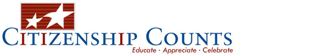 Citizenship Counts Logo