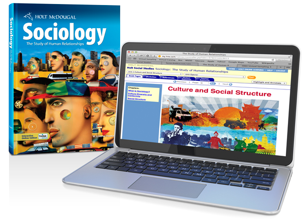 Sociology Help please?