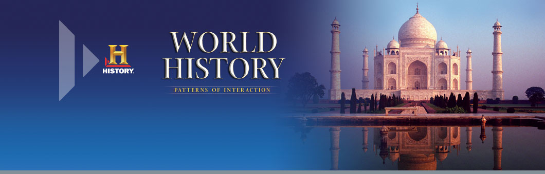 World history patterns of interaction grades 9 12 hmh world history poi sciox Choice Image