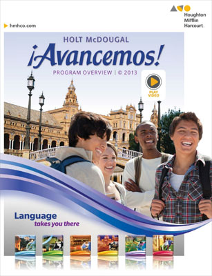 Avancemos Interactive Brochures