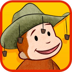 Curious George - The Outback