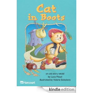 Cat in Boots
