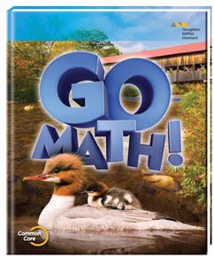 HMH GO Math!, Grades K-6