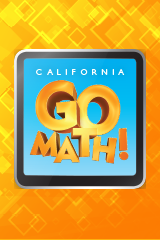 Go Math California
