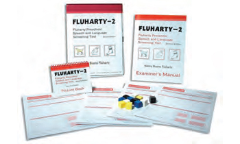 Fluharty Preschool Speech and Language Screening Test - 2nd Edition (Fluharty-2)