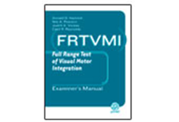 Full Range Test of Visual Motor Integration (FRTVMI)