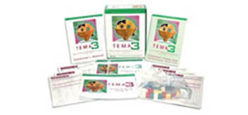 Test of Early Mathematics Ability, Third Edition (TEMA-3)