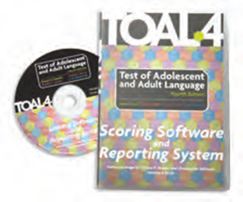 Test of Adolescent and Adult Language (TOAL-4)
