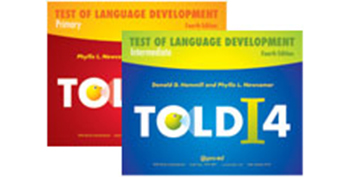 Test of Language Development, Fourth Edition (TOLD-4)