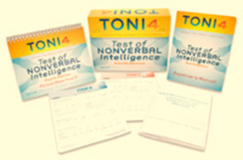 Test of Nonverbal Intelligence (TONI-4)