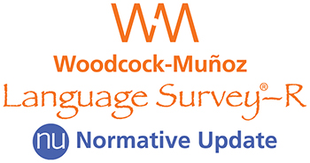 Woodcock-Muñoz Language Survey–Revised Normative Update (WMLS-R NU)