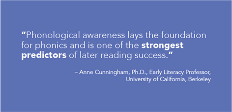 Anne Cunningham Early Literacy
