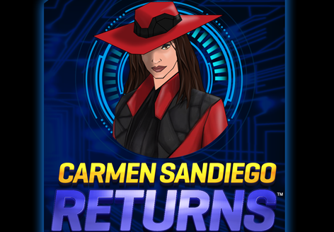 <h2>Carmen Sandiego Returns: Houghton Mifflin Harcourt Launches Character's First-Ever iOS App</h2>