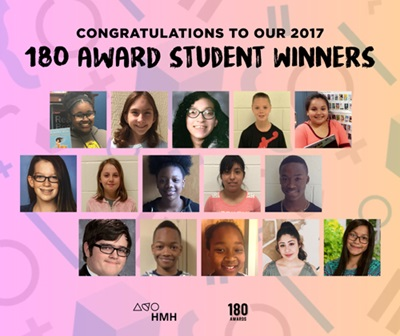180 Student Awards