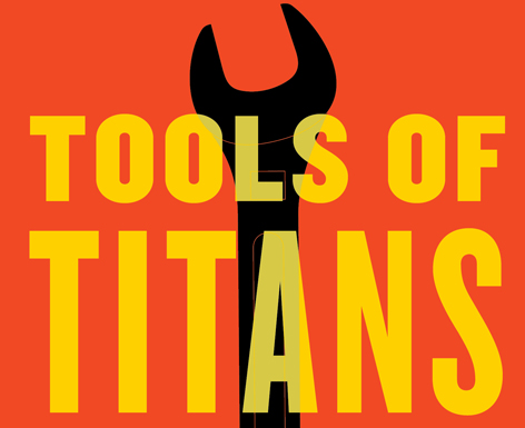 <h2>Houghton Mifflin Harcourt&rsquo;s <em>Tools of Titans: The Tactics, Routines, and Habits of Billionaires, Icons, and World-Class Performers</em> by Tim Ferriss is the first podcast-based book to become a #1 <em>New York Times Bestseller</em></h2>