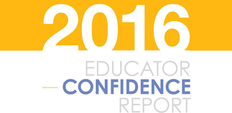 2016 Educator Confidence Report