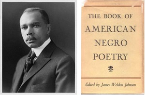 The Book of American Negro Poetry, James Wheldon Johnson